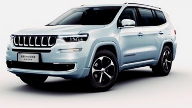 Photo of 2022 Jeep Grand Cherokee Limited Design