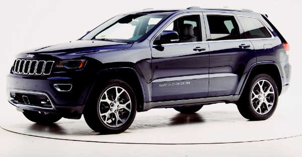 2022 Jeep Grand Cherokee Limited