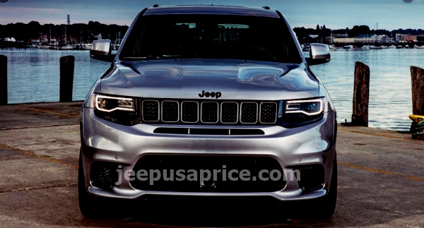 2022 Jeep Grand Cherokee Redesign