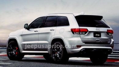 Photo of 2022 Jeep Grand Cherokee SRT Concept