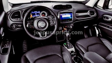 Photo of 2022 Jeep Renegade Interior Design