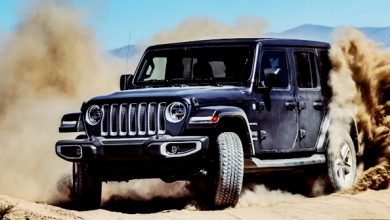 Photo of 2022 Jeep Wrangler Hybrid Concept