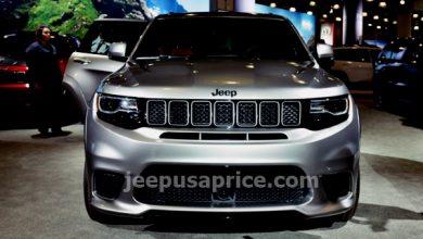 Jeep Grand Cherokee 2022 Exterior Design