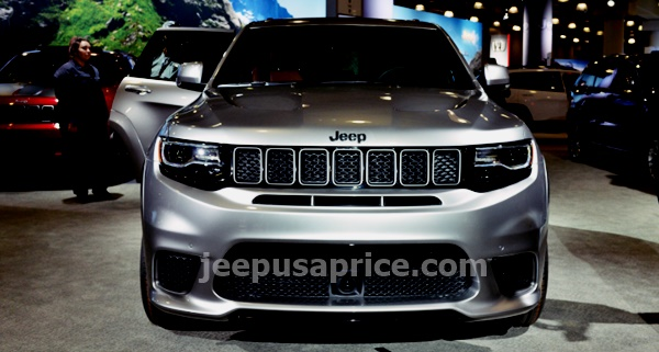 Jeep Grand Cherokee 2022 Exterior Design