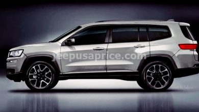 Photo of New 2022 Jeep Grand Cherokee Wagoneer