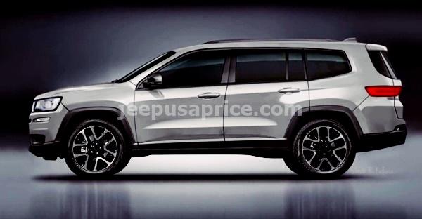New 2022 Jeep Grand Cherokee Wagoneer