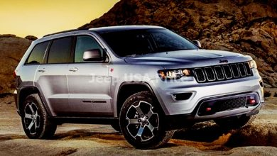 Photo of 2021 Jeep Grand Cherokee Redesign Release