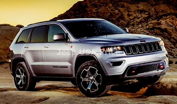 2021 Jeep Grand Cherokee Exterior