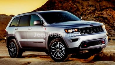 Photo of 2021 Jeep Grand Cherokee Limited Price Release