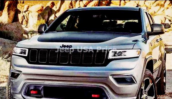 2021 Jeep Wagoneer Design