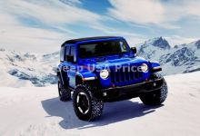 2021 Jeep Wrangler Changes Design