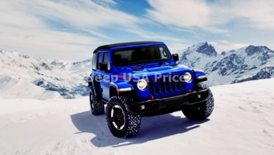 Photo of New 2021 Jeep Wrangler Changes Design