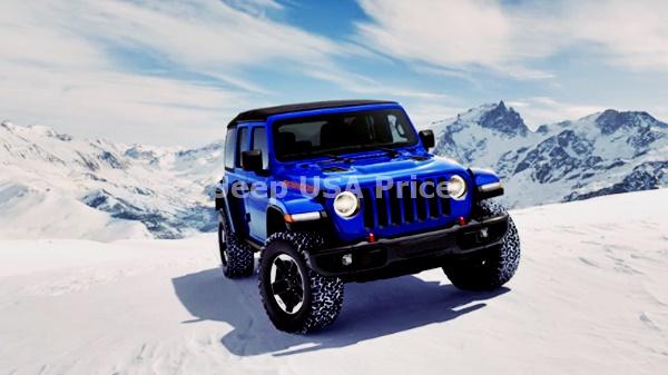 2021 Jeep Wrangler Changes Design