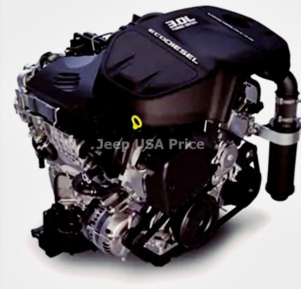 2021 Jeep Wrangler Engine Performance