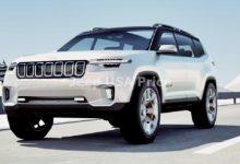 2022 Jeep Grand Cherokee Facelift Design