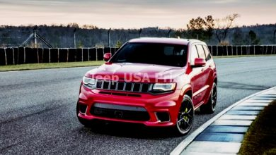 Photo of New 2022 Jeep Grand Cherokee SRT Price Release