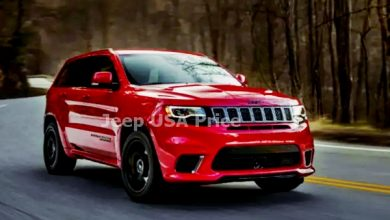Photo of 2022 Jeep Grand Cherokee SRT Price Release
