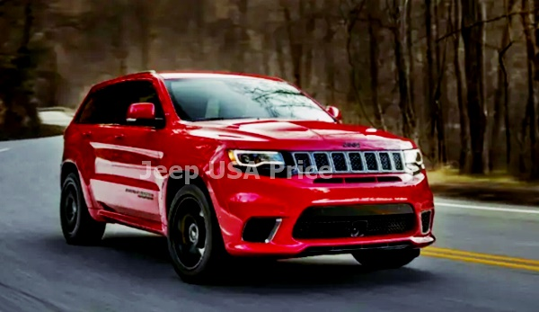 2022 Jeep Grand Cherokee SRT Price Release