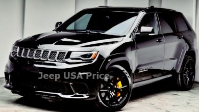 Photo of 2022 Jeep Grand Cherokee Trackhawk Release