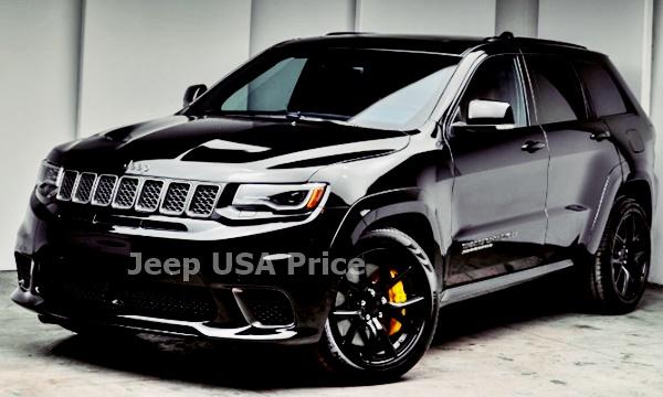 2022 Jeep Grand Cherokee Trackhawk Release