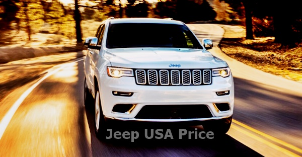 2022 Jeep Grand Cherokee Wagoneer Price Release