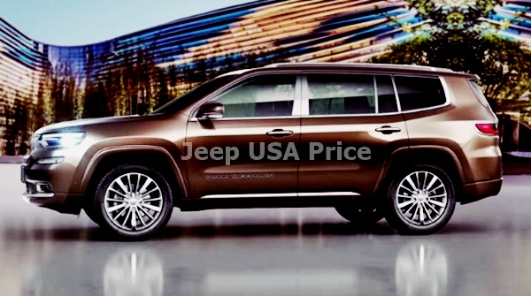 2022 Jeep Grand Wagoneer Price Release