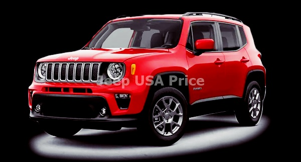 2022 Jeep Renegade Price Release
