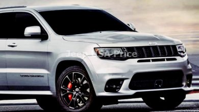 Photo of New 2021 Jeep Grand Cherokee SRT Review