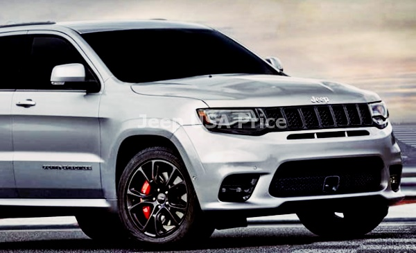 New 2021 Jeep Grand Cherokee SRT Review