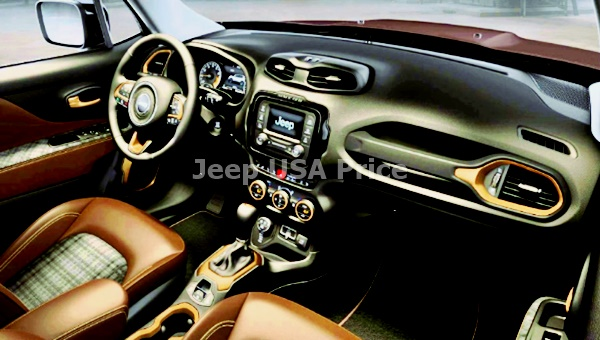 New 2021 Jeep Wagoneer Interior Design