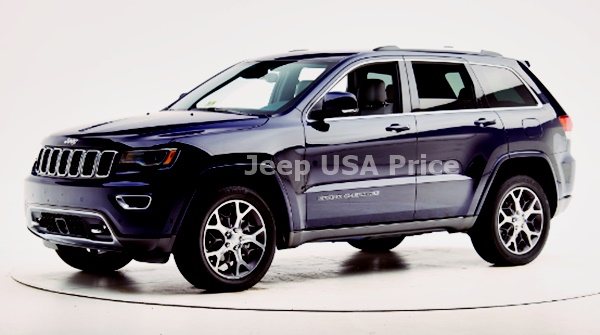 New 2022 Jeep Grand Cherokee Redesign