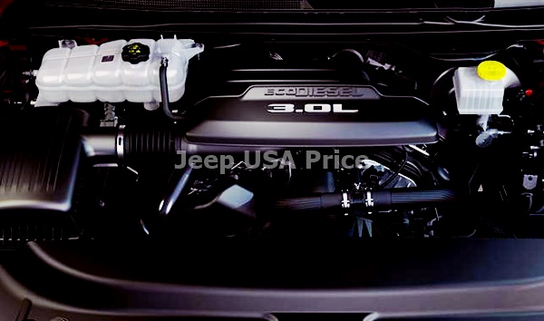 2021 Jeep Gladiator Diesel Engine Performance