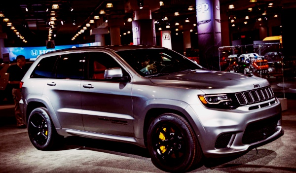 2021 Jeep Grand Cherokee Redesign Exterior