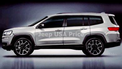 Photo of 2022 Jeep Grand Cherokee Wagoneer