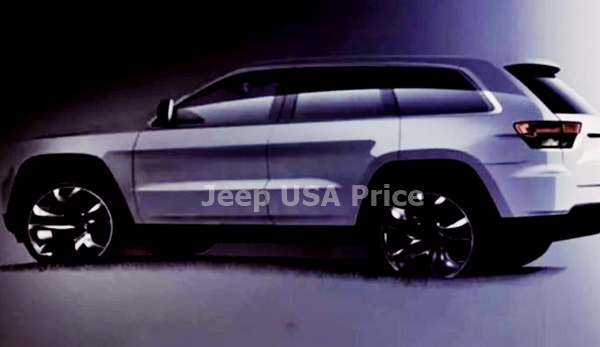2022 Jeep Grand Cherokee Wagoneer