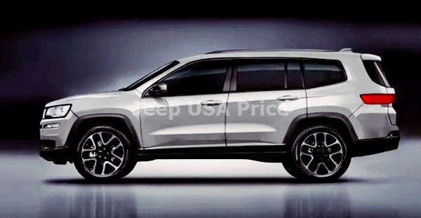 2022 Jeep Grand Wagoneer Suv Review