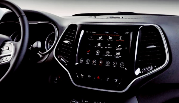 Jeep Grand Cherokee 2021 Interior