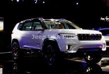 Jeep Wagoneer 2022 Interior