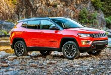 2022 Jeep Compass Facelift