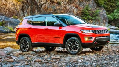 Photo of 2022 Jeep Compass Facelift