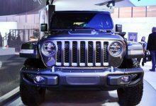 New Jeep Wrangler 2022