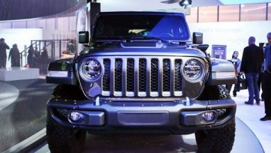 Photo of New Jeep Wrangler 2022