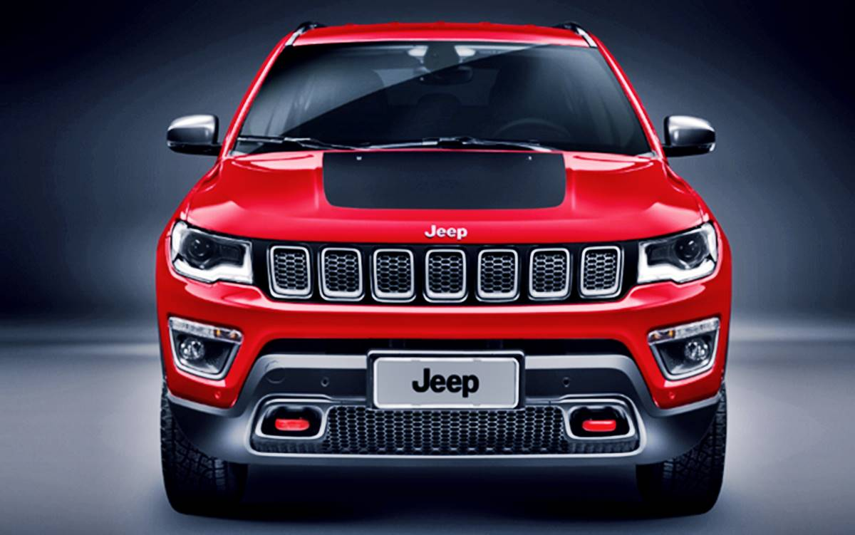 2021 Jeep Compass Hybrid Exterior