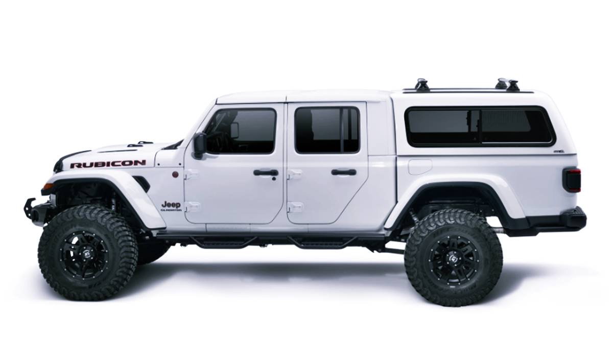 2021 Jeep Gladiator Topper Price