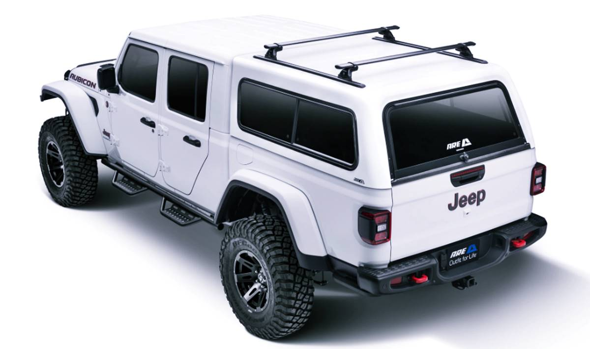 2021 Jeep Gladiator Topper Release