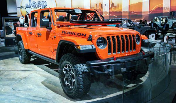2021 Jeep Wagoneer Rubicon Design