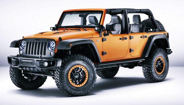 2021 Jeep Wagoneer Rubicon