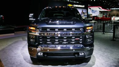 Photo of 2022 Chevy Silverado 2500hd