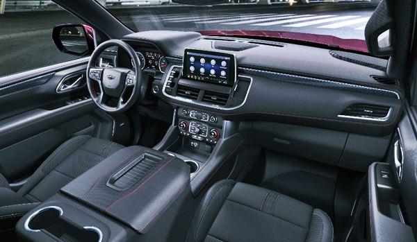 2022 Chevy Silverado ZRX Interior Exterior