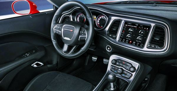 2022 Dodge Charger Redesign Interior